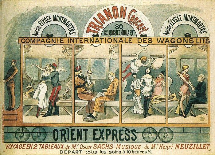 Orient Express ve Pera Palas Oteli