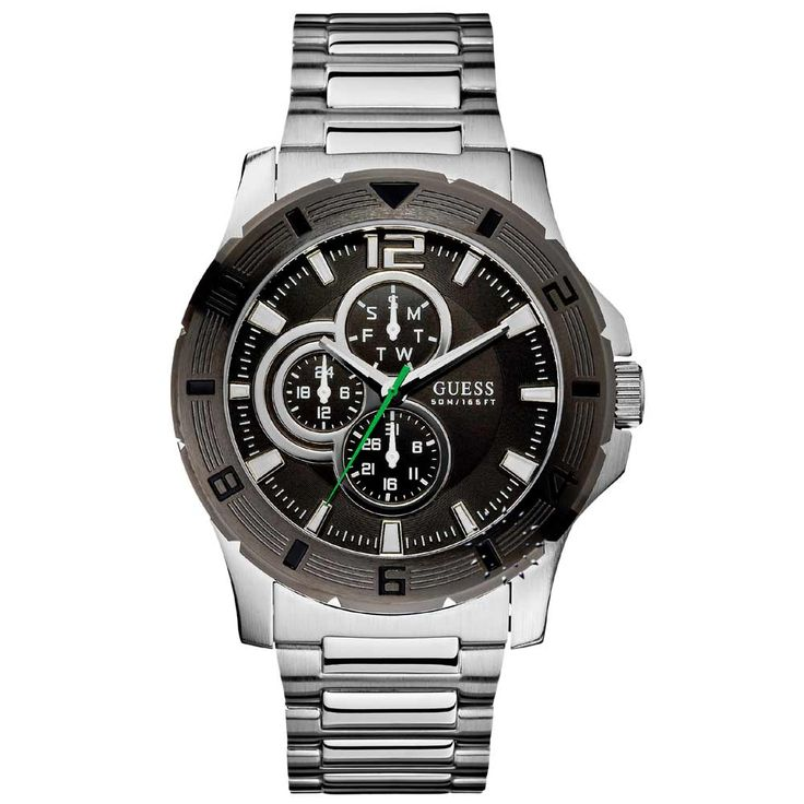 GUESS Multi Function Stainless Steel Bracelet Η τιμή μας: 152€ http://www.oroloi.gr/product_info.php?products_id=27846