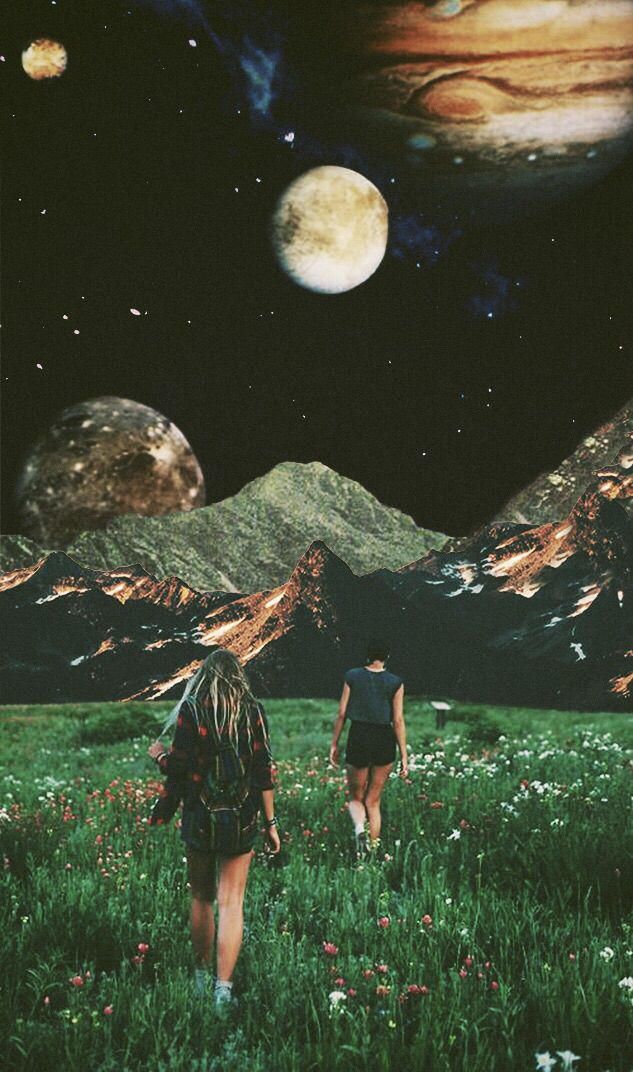Towards The Within. #collageart