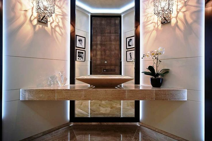Cloakroom by Stephen Clasper Interiors