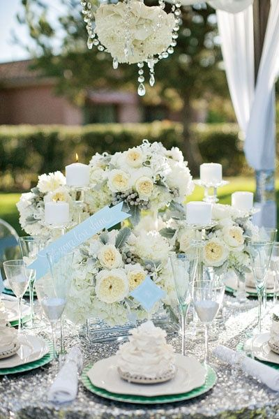 Centros de mesa para boda en jardin espectaculares fotos - Baul mesa de centro ...