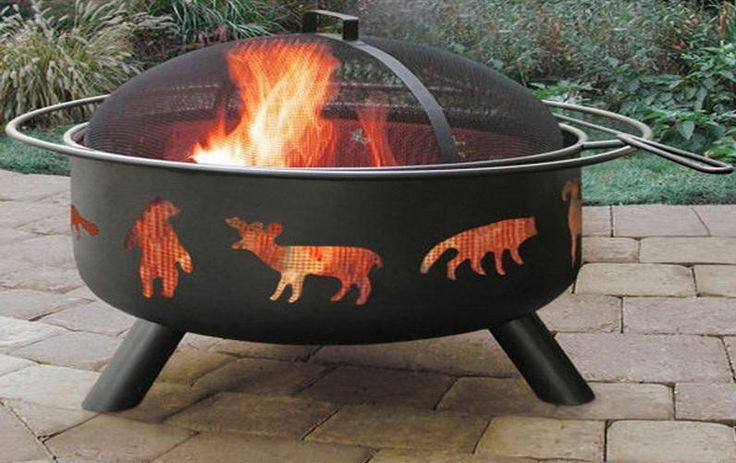 Coleman Fire Pit : Images about the most famous coleman fire pits on