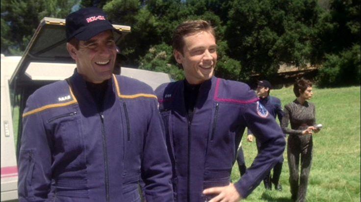 "Enterprise - ""Strange New World"" Season 1 Episode 4"