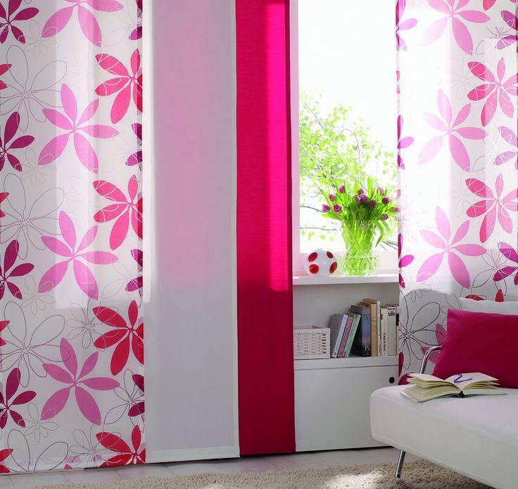 Bild von Pinke Blüten