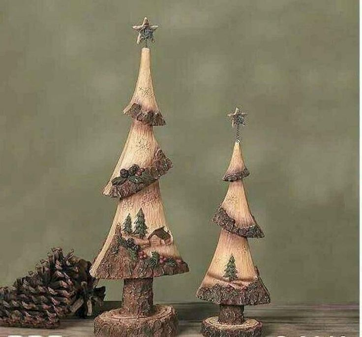 40 Stunning Rustic Christmas Decor Ideas And Makeover – 11