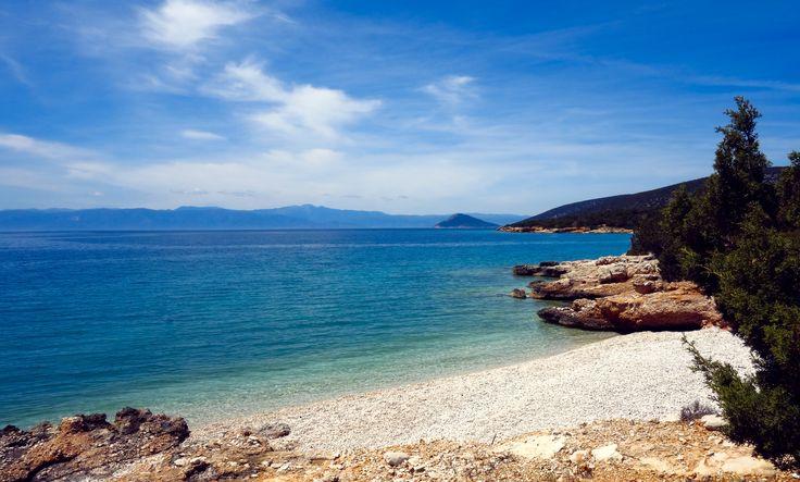 Peloponnese Coastline