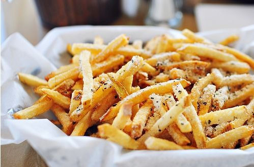 fries fries fries.... wheres the ketchup?