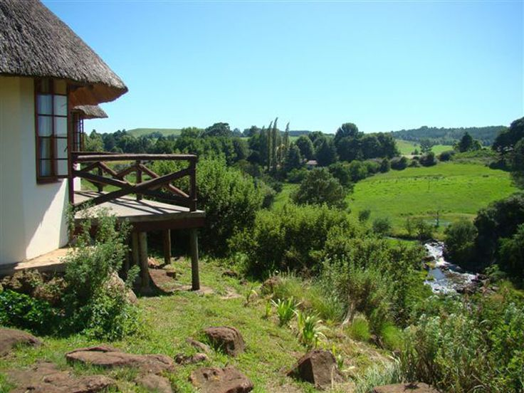 Otters Den self catering cottages are set in 18 acres of unspoilt countryside in the heart of the arts and crafts route of the Midlands Meander overlooking the Lion's River. See more: www.midlandsmeander.co.za