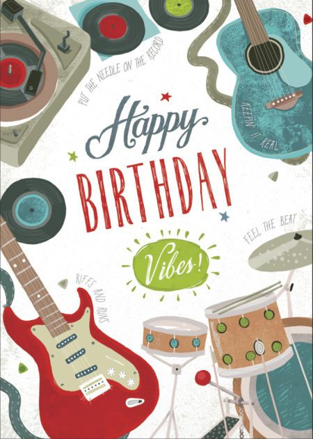 Best 25 Happy birthday guitar ideas – Birthday Greeting with Music