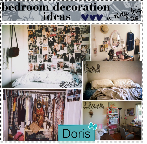 """bedroom Decoration Ideas"" By The-hipster-tip-sisters"