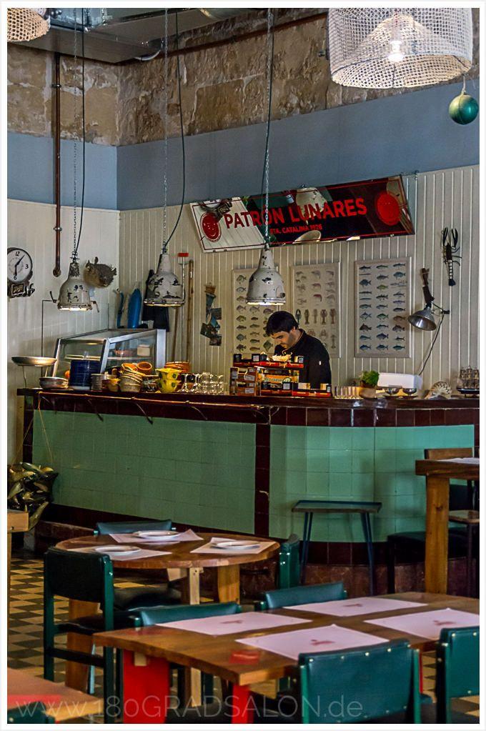 Mallorca Restaurant Tipp im Szeneviertel Santa Catalina in Palma de Mallorca | Restaurant Patron Lunares Cantina