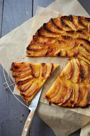 Tarte fine aux pommes (7)