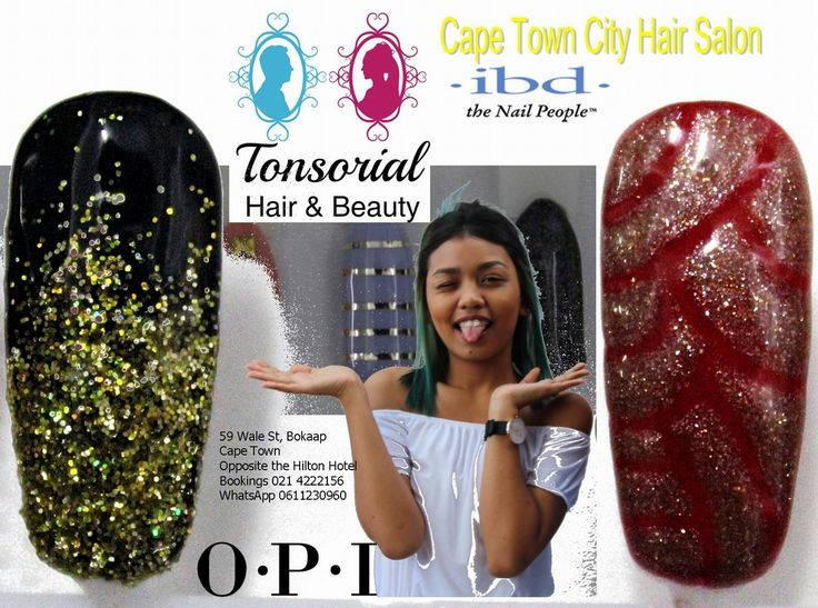 Nail Art and Hair under 1 roof