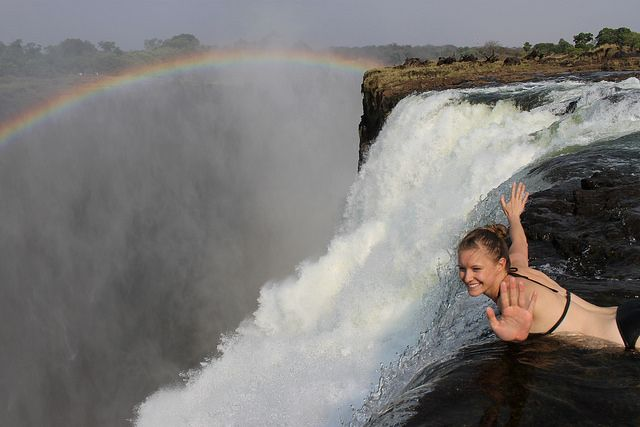 Africa: 8 Places to go in 2014 - The Devil's Pool, South Africa