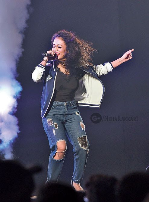 Neha Kakkar Rock star Picture 2017