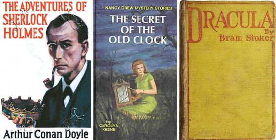 Famous Literary Characters Almost Named Something Else - includes Philip Marlowe, Gandalf, Holly Golightly, and more.