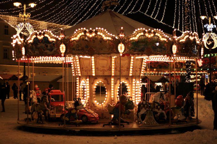 Carrousel in SIbiu
