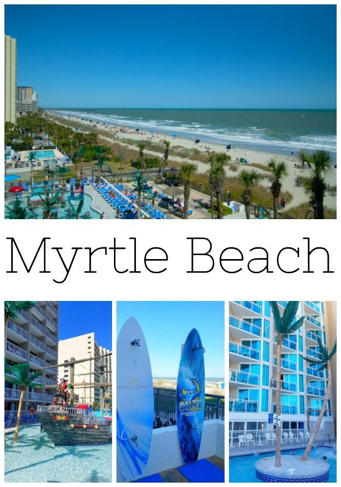 Family Friendly Captain S Quarters Resort In Myrtle Beach The Mama Report