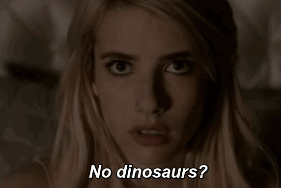 39 Iconic Scream Queens Quotes You Can Use in Real Life When Someone Tells You There Aren't Any Dinosaurs in Hell and You're Beside Yourself
