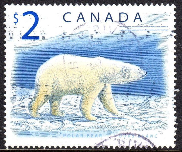 CANADA 1998 MAMMALS   USED