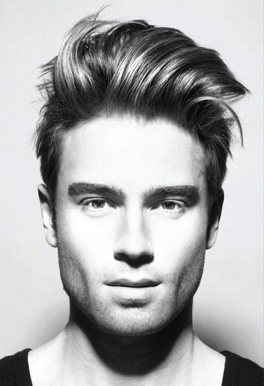 Superb 1000 Images About Mens Hair On Pinterest Hairstyles For Women Draintrainus
