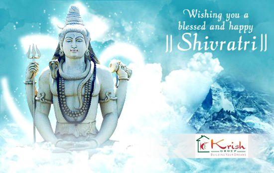 #Happy #Shivratri - May #Shivji #Shower His #Blessings on #Everyone#Life