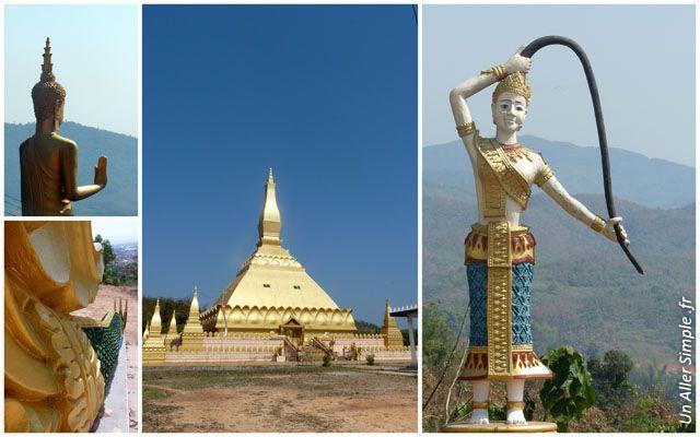 Stupa d'Or de Luang Namtha
