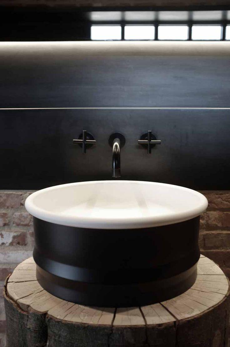 RAVN Arkitektur - Håndvask