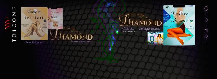 Gama de ciorapi de dama Diamond de la Adesgo