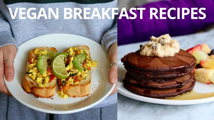 Thanks for watching! I hope you enjoy these vegan breakfast recipes for the weekend! As always, recipes, song info and all other relevant information is belo...