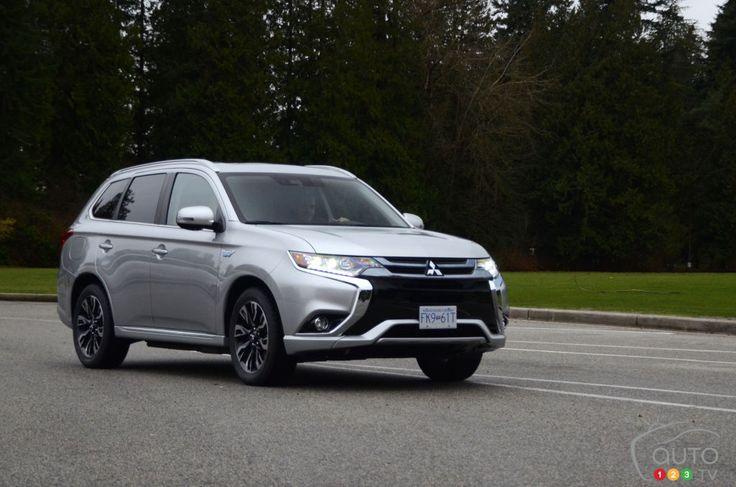 2018 #Mitsubishi Outlander PHEV