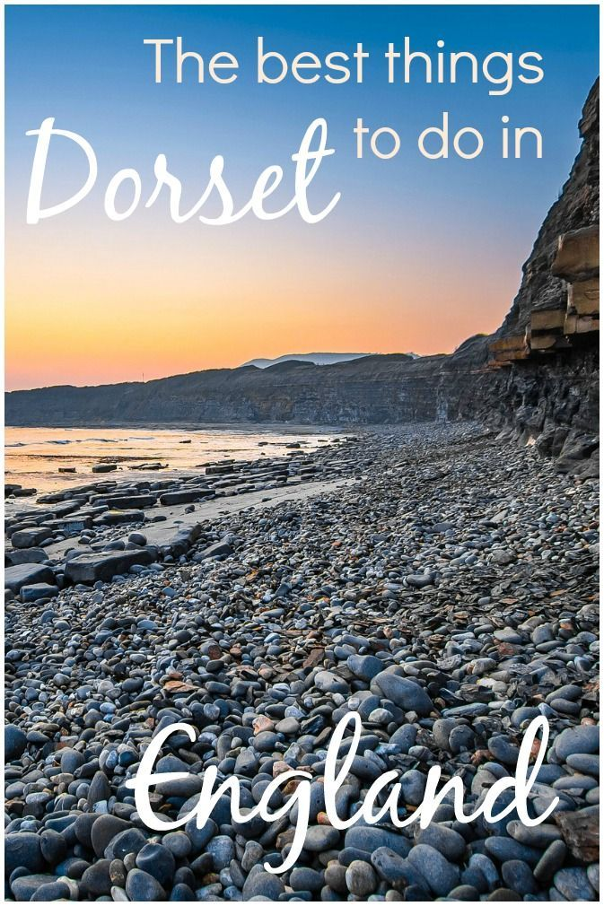 The best things to do in Dorset with kids - from beachcombing for fossils to historic castles, monkeys and marine life, as well as exploring the beautiful UK countryside. #dorsetwithkids #visitdorset #thingstodoindorset #mummytravels #dorsetuk