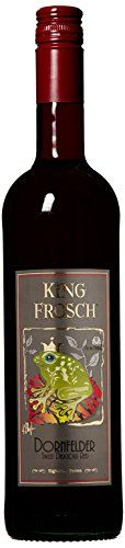 2014 King Frosch SemiSweet Dornfelder Spatlese Germany 750mL Wine >>> You can get additional details at the image link.  This link participates in Amazon Service LLC Associates Program, a program designed to let participant earn advertising fees by advertising and linking to Amazon.com.