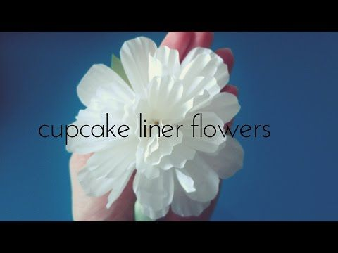 Keeping with the theme from last week of making flowers from kitchen pantry items (see my coffee filter flowers here) this week I am making flowers out of cupcake liners! These are very economical,…