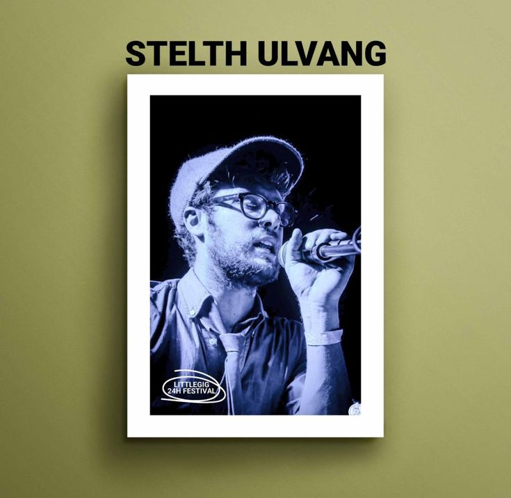 Stelth Ulvang (The Lumineers) will be performing on the Forest Day Stage at Littlegig 2018