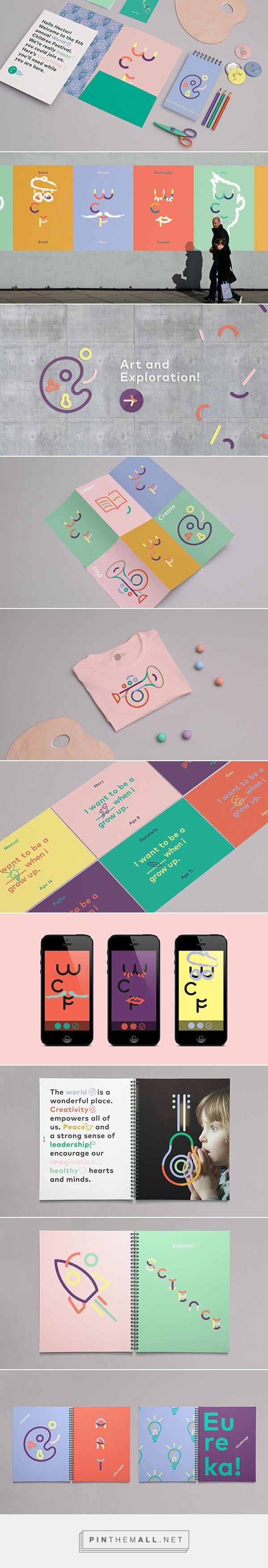 World Children's Festival on Branding Served - created via http://pinthemall.net