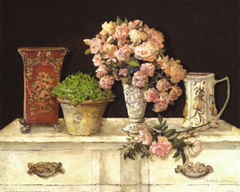 Cottage Living II (Charlene Winter Olson)