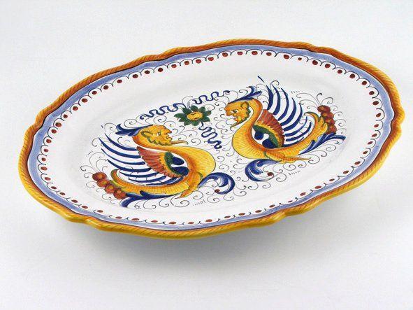 "Collection ""Raffaellesco"". Ceramics 100% Made in Italy. #italianceramics #handmade #madeinitaly"