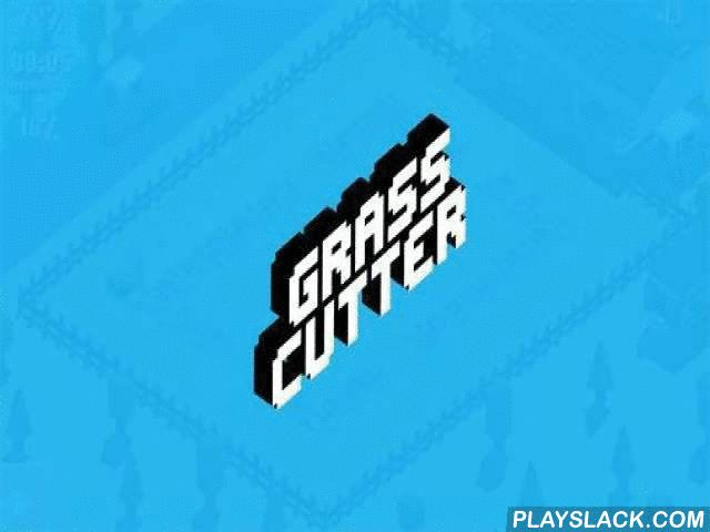 Grass Cutter  Android Game - playslack.com , separate grass swift and acceptable. Control a swift grass-cutter along a best way. In this entertaining game for Android your work is to cut fields. To do this idea your movement way. Move the lawnmower on the tract. Don't leave a solo bush. Go around trees, barriers, constructions, and different other hindrances. Get prizes, open brand-new levels and humorous characters like a cattle. cut grass during day or night-time!