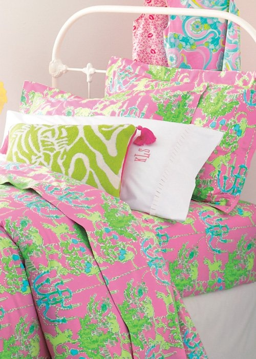 Find This Pin And More On Lilly Pulitzer With Lilly Pulitzer Bedding