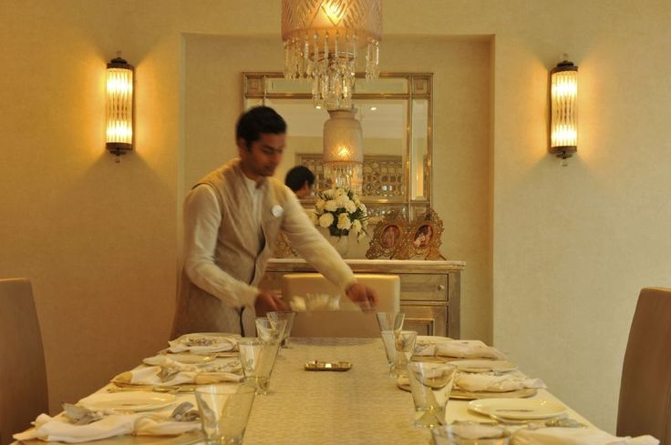 The PDR at Aish- the uber fine dining Hyderabadi Restaurant at The Park Hyderabad...classy...very classy