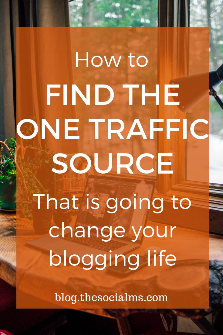 How to Find the Best Traffic Source for YOUR Blog and Hit the Jackpot