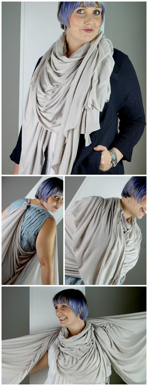 The Acrobat scarf is just THAT! Clever and full of stretch! Versitile, this one can be styled many ways and warn across most of your wardrobe! It's a fab piece that can add a little 'artsy' flavour to your outfits. Ethically produced + handmade.   Shop this style > Online or visit us in Noosa!   <3