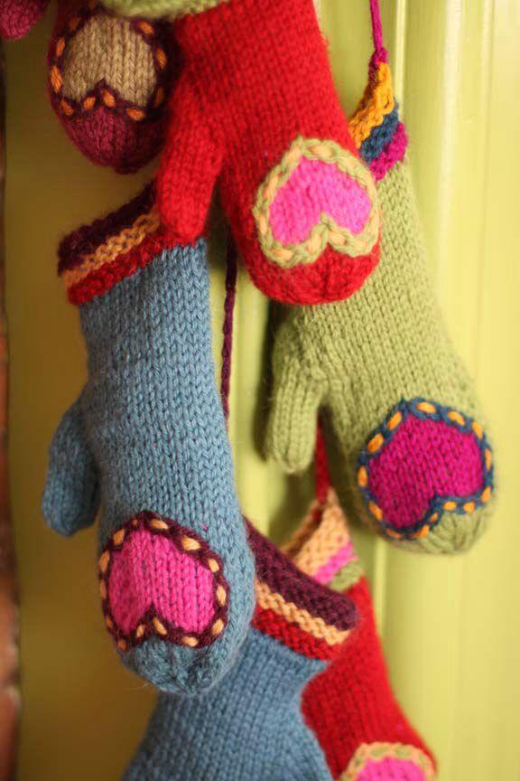 Kristin Nicholas - gloves