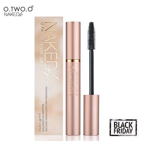 O. DOS. O Naked4 Venta Caliente Para La Cara Rimel Largo Negro Pestañas Lash Extension Pestañas Brush maquillaje