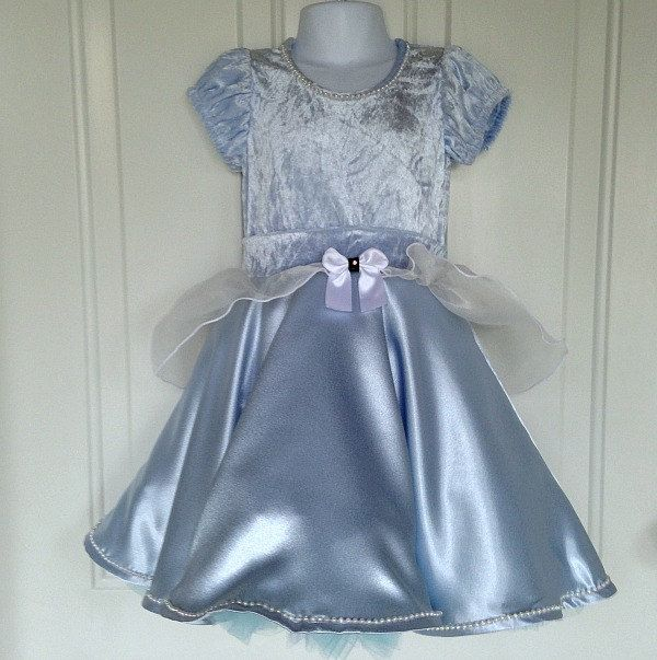 Cinderella Costume, Disney Princesses, Cinderella Dress, Ballet clothes, Ballet Costume,Ballet dress, Toddler Dress, Dress up Clothes, by TopHatCostumeCompany on Etsy