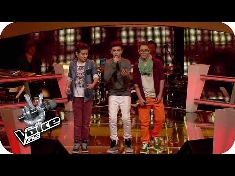 Battle: Treasure (Bruno Mars) | The Voice Kids 2014