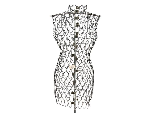 8 best Dress form images on Pinterest | Dress form, Wire and ...