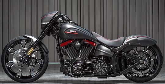 The SSR Harley Breakout. When A 2014 Harley CVO Is Not Exclusive ...