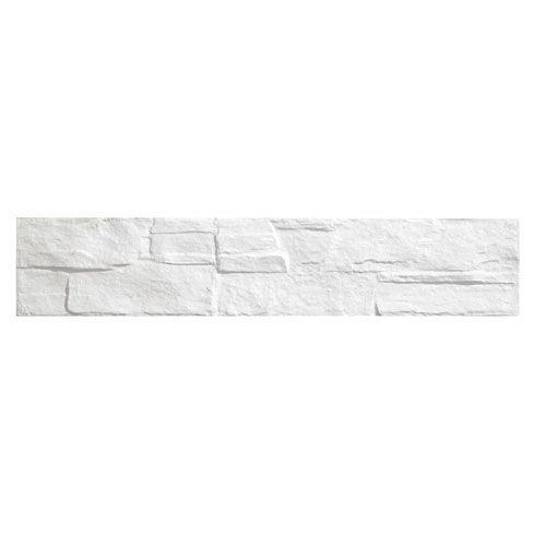 Textured white tile